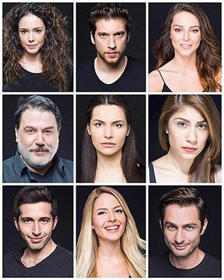 Cast Fotoğraf Çekimi