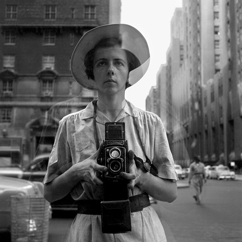 Vivian Mairer Sokak Fotoğrafçısı
