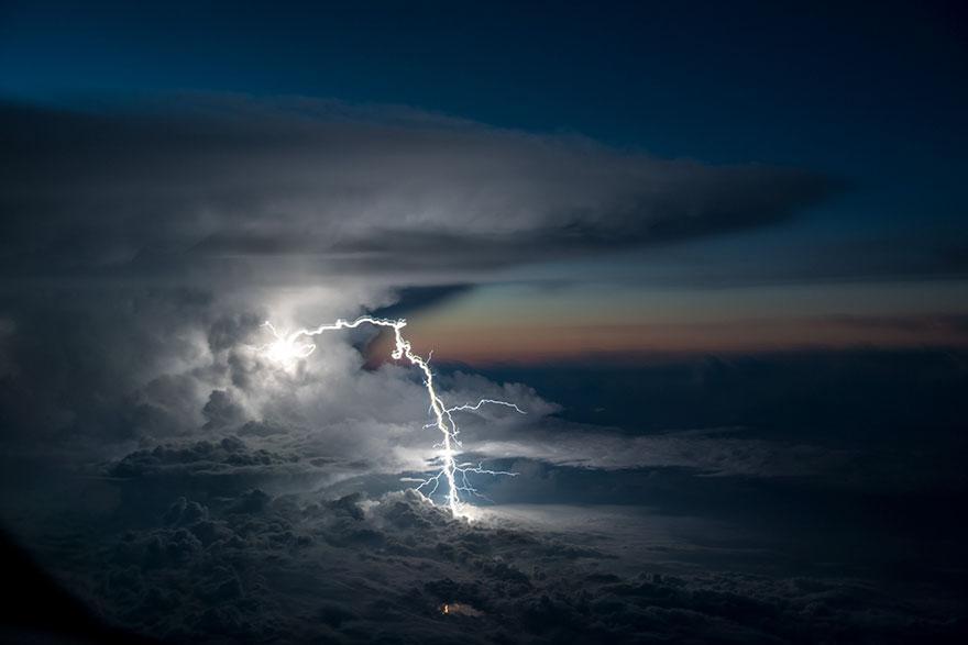 Bir Pilotun Kadrajından Muhteşem Görüntüler: Sana Kokpitten Baktım Ey Yeryüzü! Fotoğraf Bloğu 2