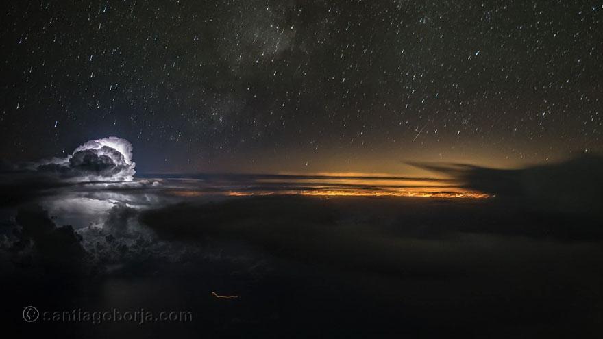 Bir Pilotun Kadrajından Muhteşem Görüntüler: Sana Kokpitten Baktım Ey Yeryüzü! Fotoğraf Bloğu 5