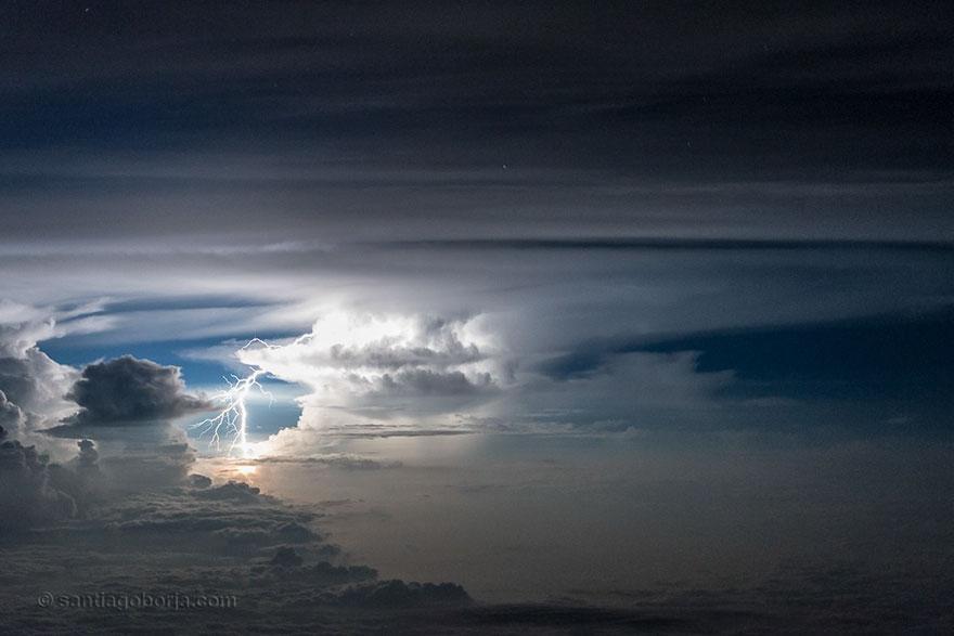 Bir Pilotun Kadrajından Muhteşem Görüntüler: Sana Kokpitten Baktım Ey Yeryüzü! Fotoğraf Bloğu 6