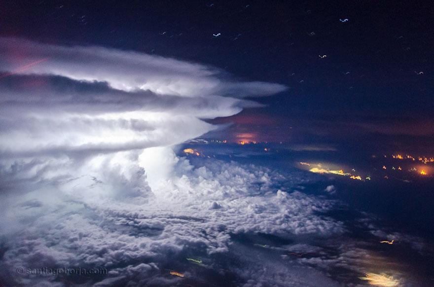 Bir Pilotun Kadrajından Muhteşem Görüntüler: Sana Kokpitten Baktım Ey Yeryüzü! Fotoğraf Bloğu 7