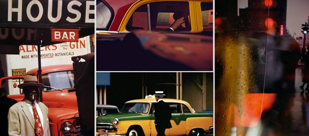 Dünyayı Renklerle Gören Bir Sokak Fotoğrafçısı: Saul Leiter Burak Bulut Fotoğraf Blok 9