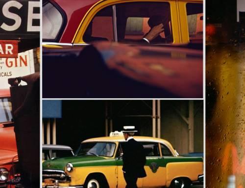 Dünyayı Renklerle Gören Bir Sokak Fotoğrafçısı: Saul Leiter