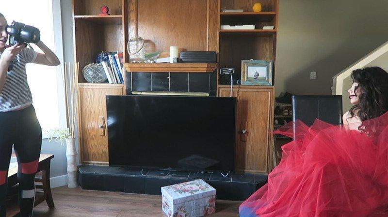 Pencere Işığı İle Evde Portre Fotoğraf Nasıl Çekilir? 3.1 evde portre fotoğrafçılığı