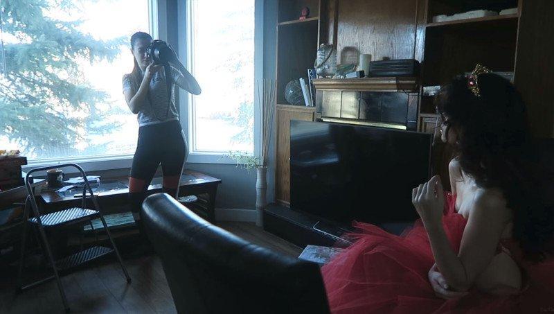 Pencere Işığı İle Evde Portre Fotoğraf Nasıl Çekilir? 3.2 evde portre fotoğrafçılığı