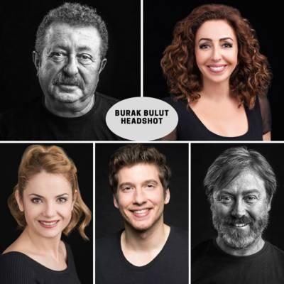 Headshot Çekimi , Cast Fotoğrafı