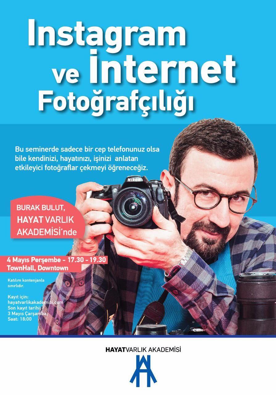 Kurumsal - Şirket İçi Fotoğrafçılık Kursu