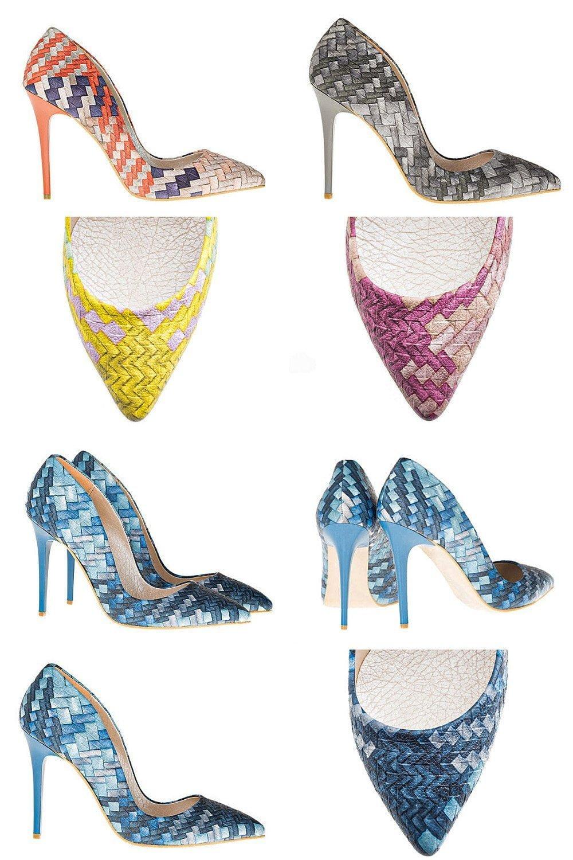 Dekupe Ürün Çekimi - Beyaz Fon Fotoğraf Çekimi - Deri Ayakkabı