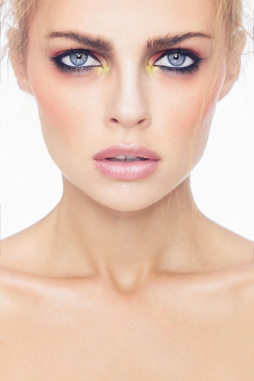 Moda Çekimi - Editorial - Beauty beauty güzellik makeup makyaj fotoğraf cekimi 12