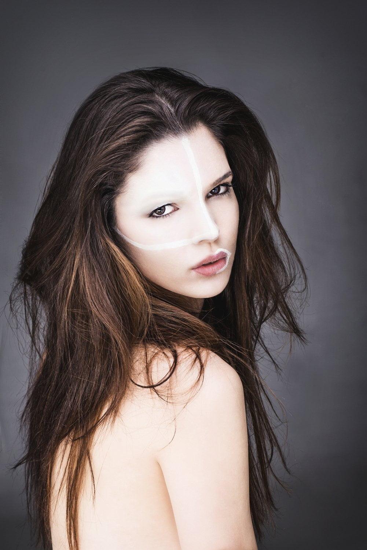 Moda Çekimi - Editorial - Beauty beauty güzellik makeup makyaj fotoğraf cekimi 17