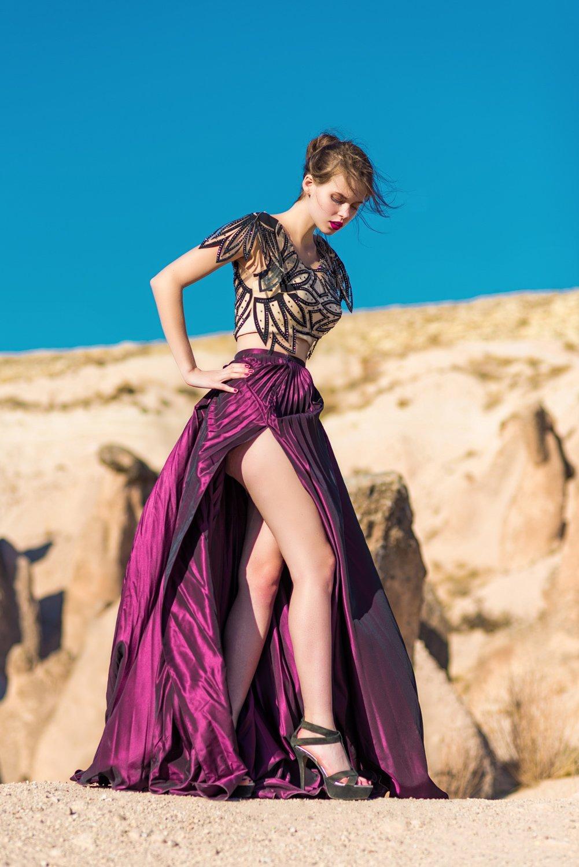 Moda Çekimi - Editorial - Beauty dis mekan katalog cekimi burakbult 1