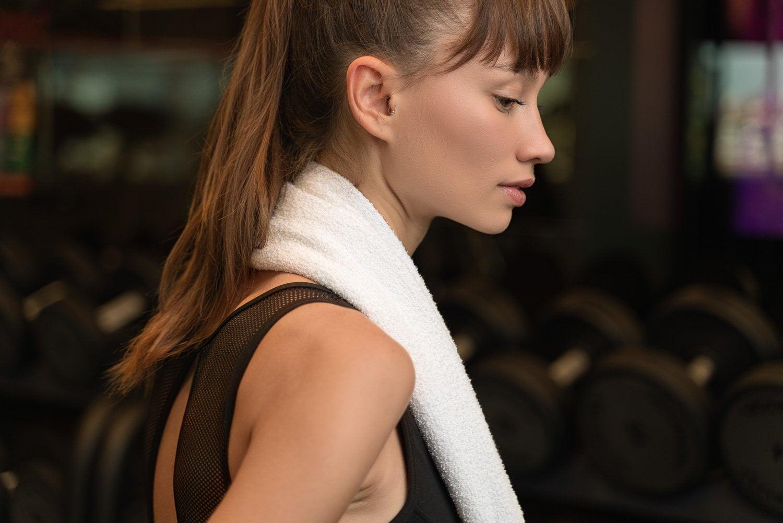 Modelli Ürün Çekimi havlu cekimi 13