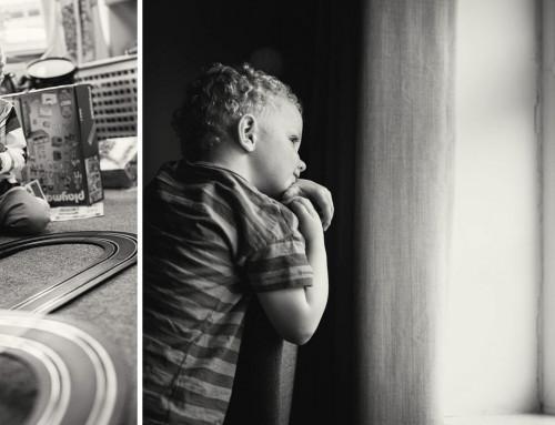 Evde Güzel Aile Fotoğrafları Nasıl Çekilir
